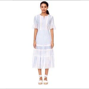 La Vie Variegated stripe dress